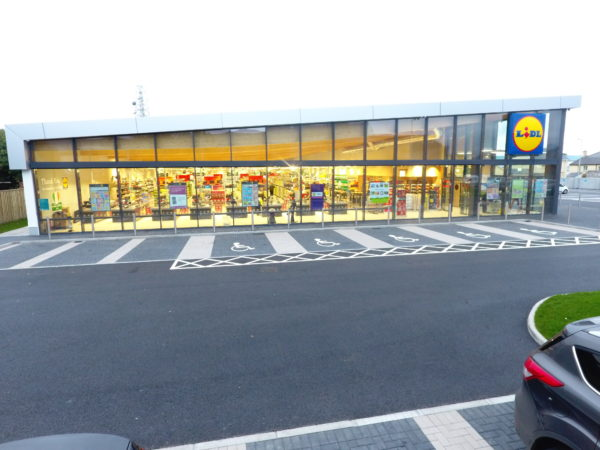 LIDL Store, Sligo