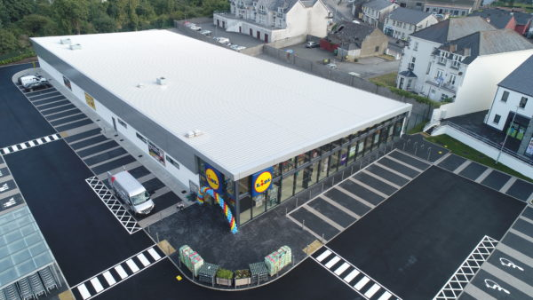 LIDL Store, Dunshaughlin, Co. Meath